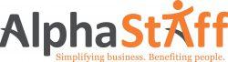 Alpha Staff Logo
